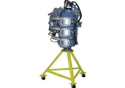 Motor Alternativo Modelo AE-01-XX para Desmontaje