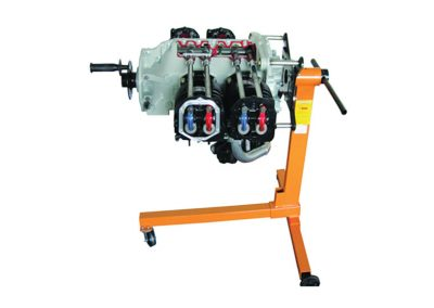 Corte del Motor de Pistón Modelo AE-02