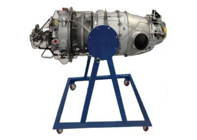 Motor PT6A AE-08-PT6A para Desmontaje