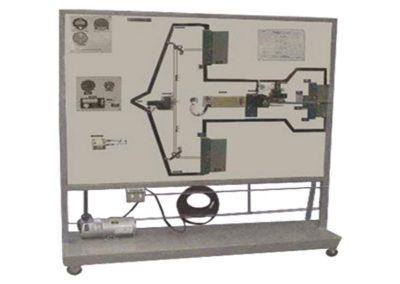Equipo para Capacitación en Sistema de Piloto Automático de Aeronave Modelo APT-03