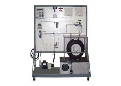 Equipo para Capacitación en Sistema de Frenos Antideslizantes Modelo AS-06