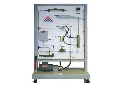 Equipo para Capacitación en Sistema Hidráulico Modelo AS-10
