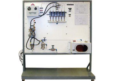 Equipo para Capacitación en Sistema de Inyecciónde Combustible Teledyne Continental (TCM) Modelo AS-12