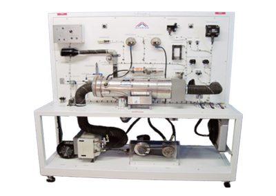 Equipo para Capacitación en Sistema de Acondicionamiento de Aire y Calefacción Modelo AS-43