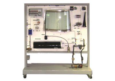 Equipo para Capacitación en Sistema de Control y de Protección Contra Hielo y Lluvia Modelo AS-45