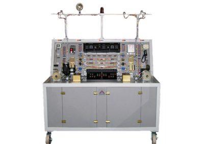 Equipo para Capacitación en Sistema Eléctrico de Aeronave Modelo AS-51