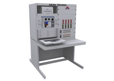 Equipo para Capacitación en Bus de Datos de Aeronave Modelo AT-06
