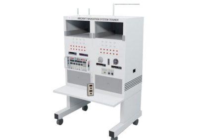 Equipo para Capacitación en Sistemas de Navegación de Aeronave Modelo AT-09