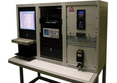 Equipo para Capacitación en Sistema Electrónico de Instrumentos de Vuelo de Aeronave Modelo IT-02