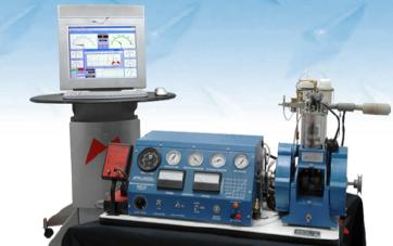 Sistema de Entrenamiento en Combustión Interna con Instrumentación Convencional y Adquisición de Datos Modelo MEG-150