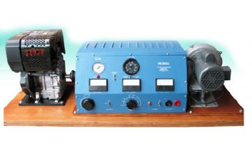 Sistema de Entrenamiento en Monocilindro Diesel Modelo MEG-310