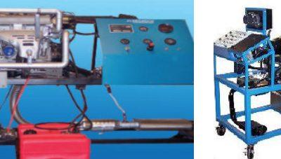 Sistema de Entrenamiento en Motor a Gasolina Modelo MEG-520 Con Dinamómetro