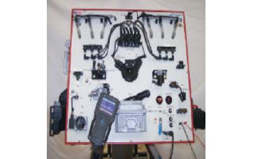 Sistema de Entrenamiento en Inyección de Combustible Modelo MEG-550G