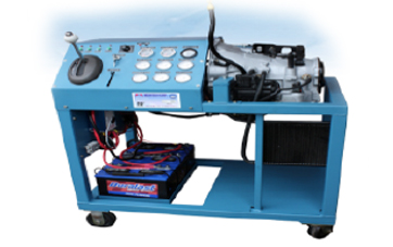 Sistema de Entrenamiento en Transmisión Automática Modelo MEG-620T