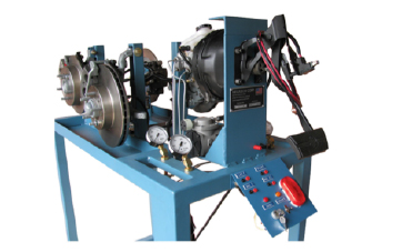 Sistema de Entrenamiento en Frenos de Disco y Tambor Modelo MEG-680PB2W2W