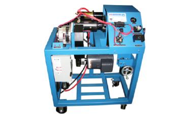 Sistema de Entrenamiento en Carga y Arranque Gasolina MEG-690BT y Diesel MEG-690