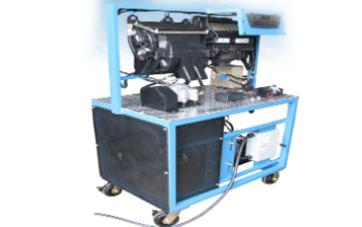 Sistema de Entrenamiento en Aire Acondicionado Automotriz Automática o Manual Mod.MEG660A