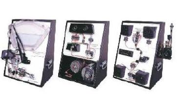 Sistema de Entrenamiento Eléctrico/Electrónico con Inserción de Fallas de la Serie 2000