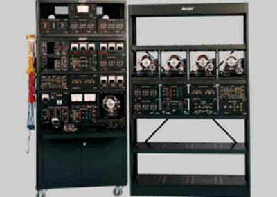 Sistema de Entrenamiento en Electrónica de Potencia