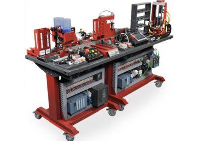 Sistema de Entrenamiento en Manufactura Avanzada