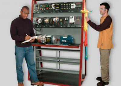 Sistema de Entrenamiento en Control Industrial