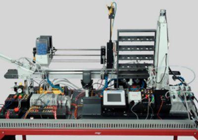 Celda de Manufactura Flexible