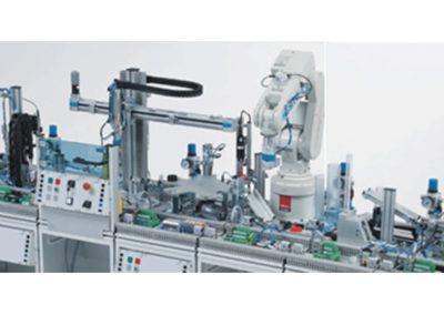 Sistema de Producción Modular