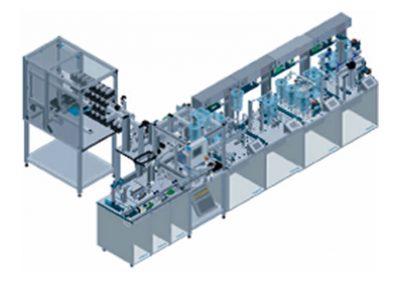 Sistema de Control de Proceso de Fábrica