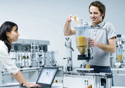 Estaciones para la Dosificación de Productos A Granel
