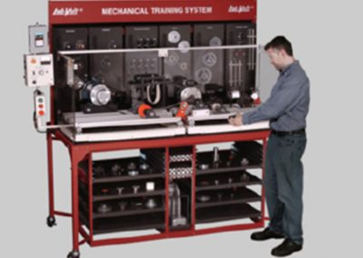 Sistema de Entrenamiento en Mecanismos