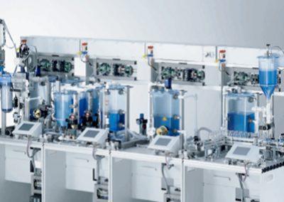 Sistema Completo de Control de Procesos