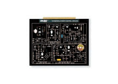Modulo tiristor y control de potencia