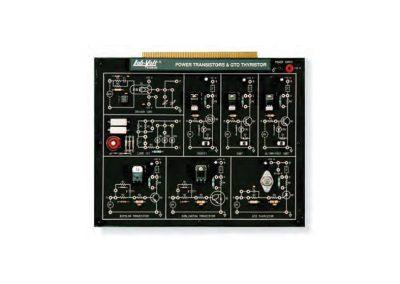 Módulo transistores de potencia y tiristor GTO