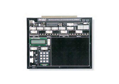 Módulo desarrollo con microcontroladores