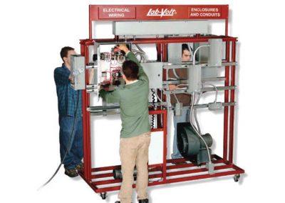 Sistema de Entrenamiento en Instalaciones Eléctricas
