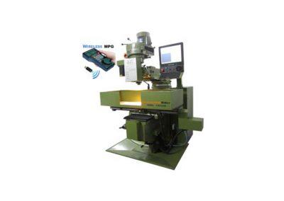 Fresadora Industrial CNC