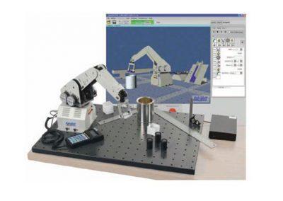 Sistema de Entrenamiento en Robótica Didáctico